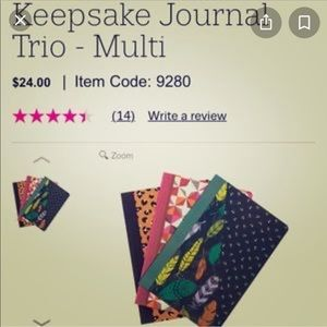 thirty-one Other - 31 Keepsake Journals